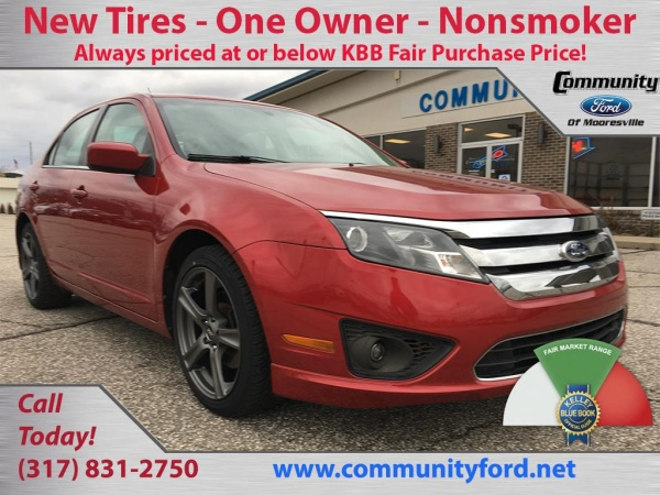 2010 Ford Fusion In Mooresville