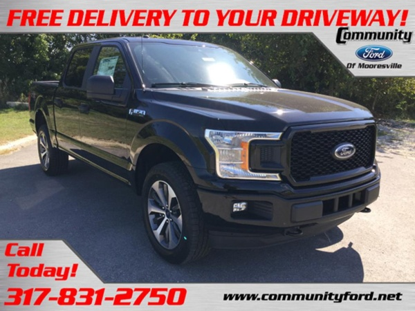 2019 Ford F-150 in Mooresville, IN