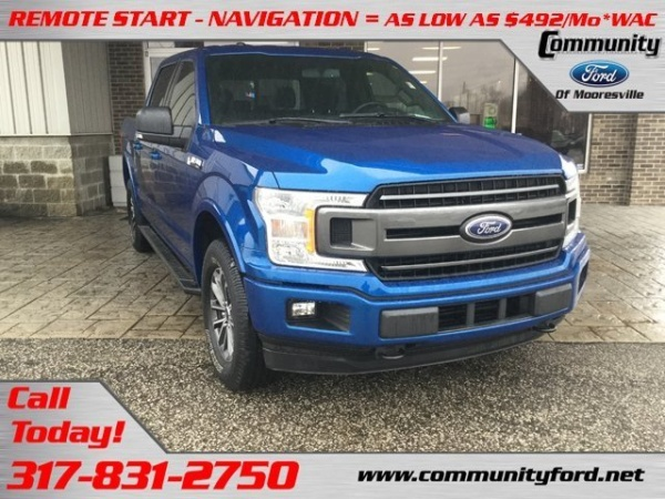 2018 Ford F-150 in Mooresville, IN