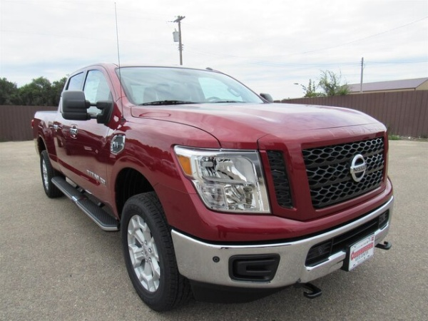 2019 Nissan Titan XD in Norfolk, NE