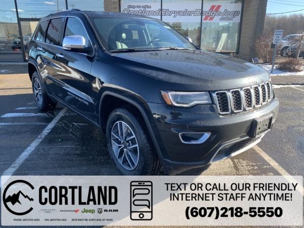 2020 Jeep Grand Cherokee in Cortland, NY