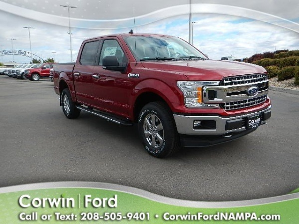 2019 Ford F-150 in Nampa, ID