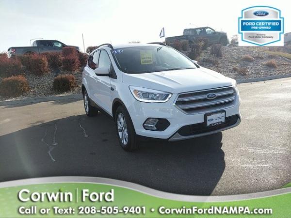 2019 Ford Escape in Nampa, ID