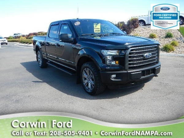 2016 Ford F-150 in Nampa, ID