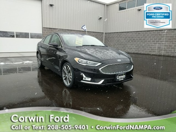 2019 Ford Fusion in Nampa, ID