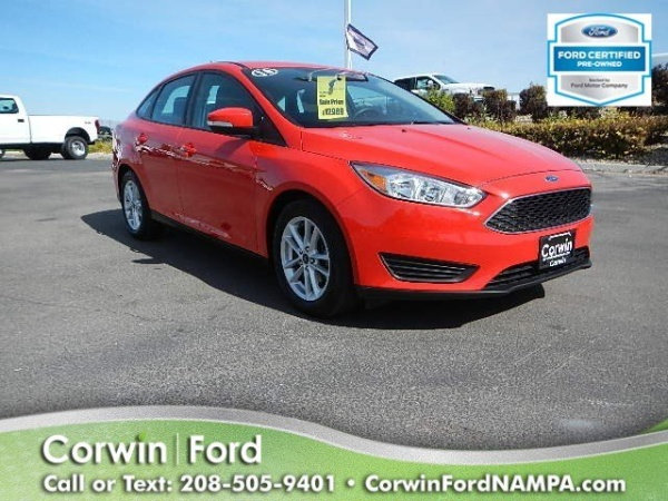2016 Ford Focus in Nampa, ID