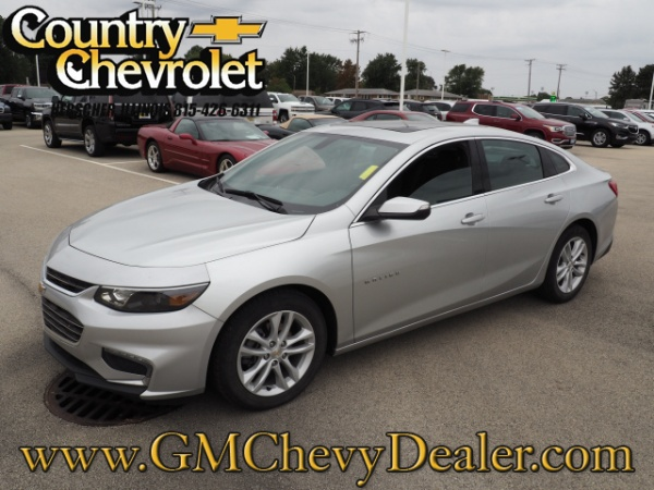 2016 Chevrolet Malibu in Herscher, IL