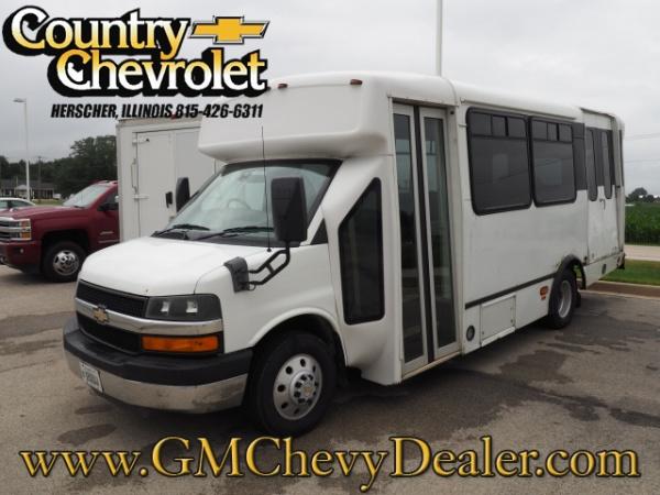 2011 Chevrolet Express Cutaway 3500