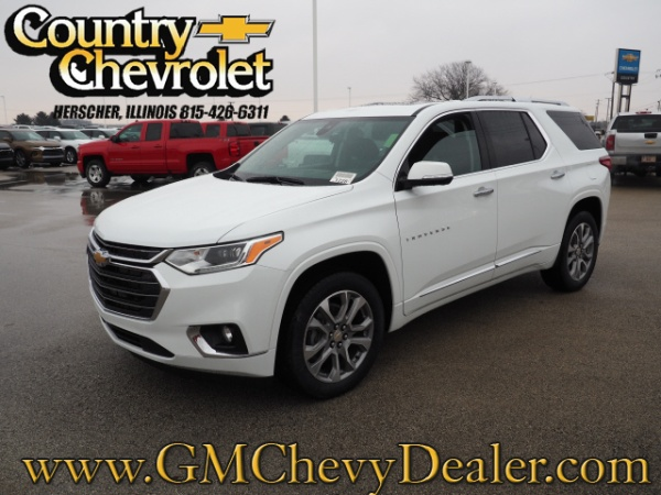 2020 Chevrolet Traverse in Herscher, IL