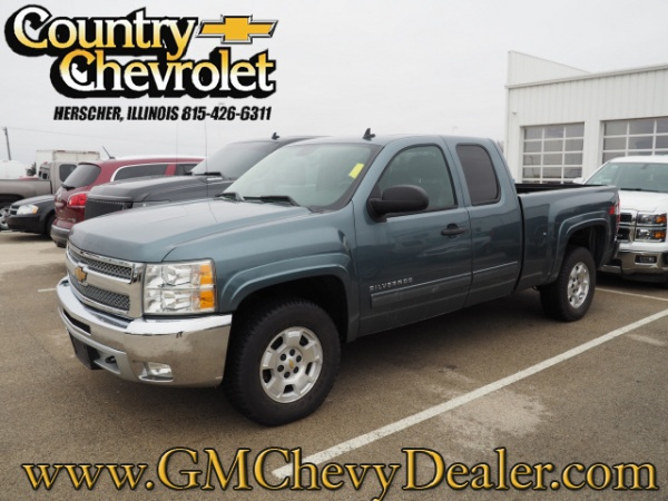 2012 Chevrolet Silverado 1500 in Herscher, IL