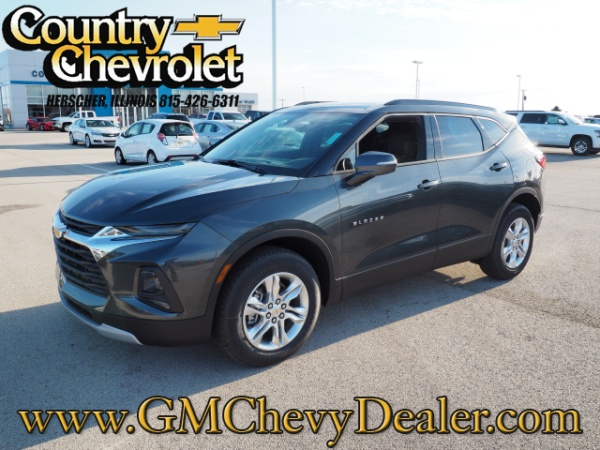 2019 Chevrolet Blazer 3.6L Cloth