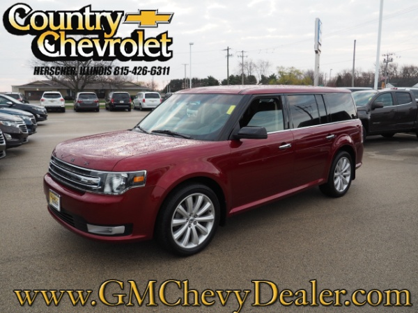 2018 Ford Flex in Herscher, IL