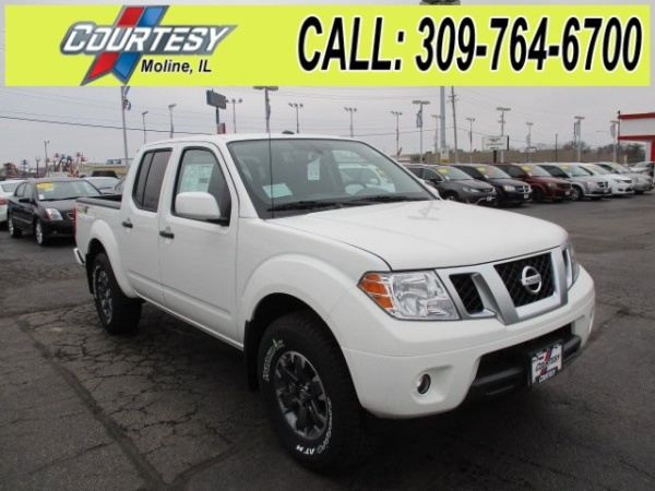 2019 Nissan Frontier in Moline, IL