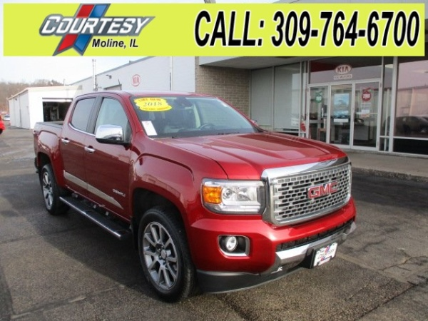 2018 GMC Canyon in Moline, IL