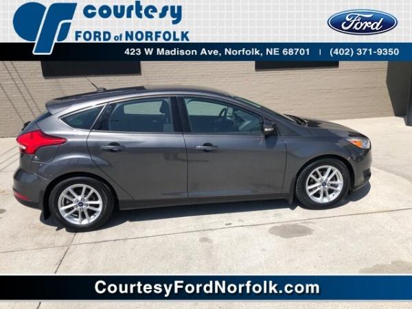 2016 Ford Focus in Norfolk, NE