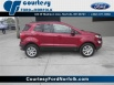 2019 Ford EcoSport SE 4WD for Sale in Norfolk, NE
