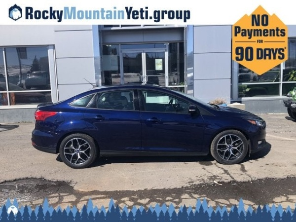 2017 Ford Focus in Evanston, WY