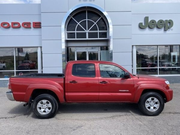 2011 Toyota Tacoma in Evanston, WY