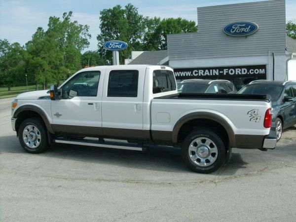 2016 Ford Super Duty F-250 in Warren, IN