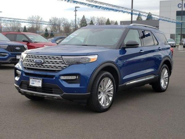 2020 Ford Explorer in Medford, OR