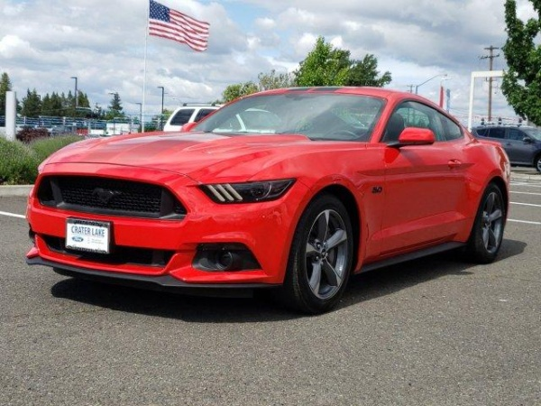 2017 Ford Mustang in Medford, OR