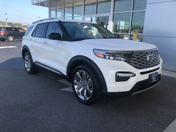 2020 Ford Explorer in High Point, NC
