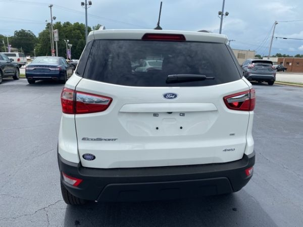 2020 Ford EcoSport in High Point, NC