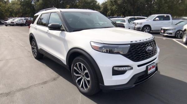 2020 Ford Explorer in Redding, CA