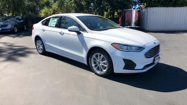 2020 Ford Fusion in Redding, CA