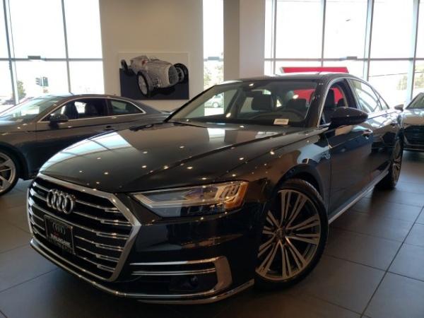 2019 Audi A8 in Burlingame, CA