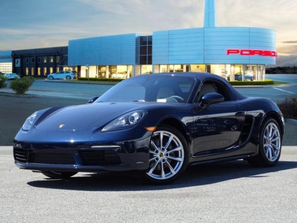 2019 Porsche 718 Boxster in Burlingame, CA