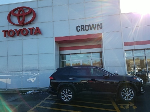 2019 Toyota RAV4 in Decatur, IL