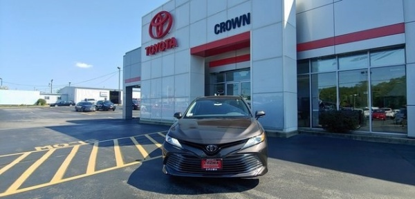 2019 Toyota Camry in Decatur, IL