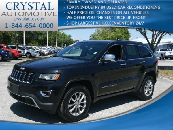 2015 Jeep Grand Cherokee in Brooksville, FL