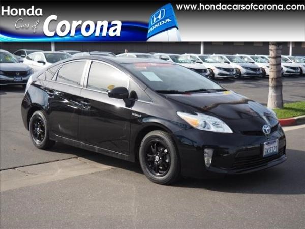 2015 Toyota Prius in Corona, CA