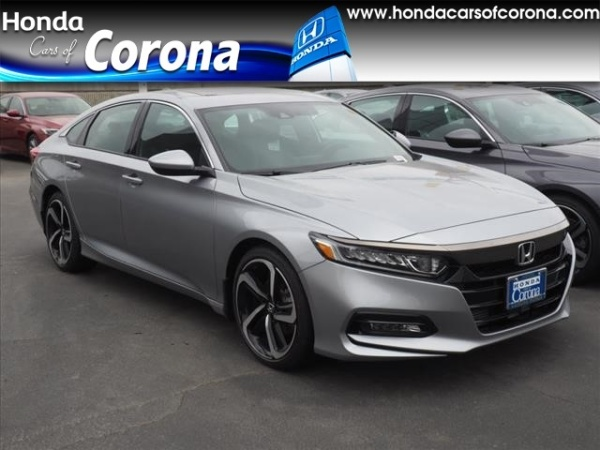 2019 Honda Accord in Corona, CA