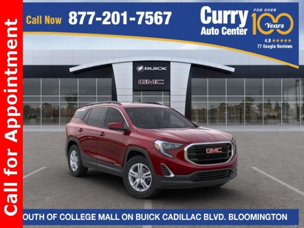 2020 GMC Terrain in Bloomington, IN