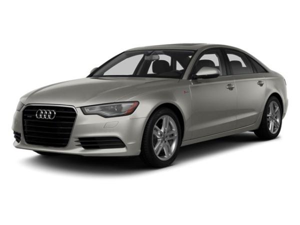 2014 Audi A6 3.0T quattro Premium Plus