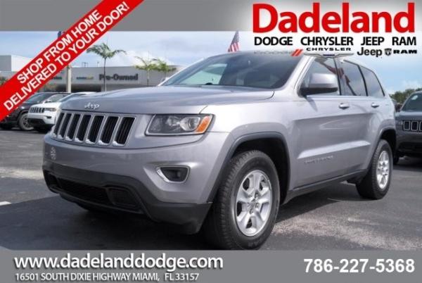 2016 Jeep Grand Cherokee in Miami, FL