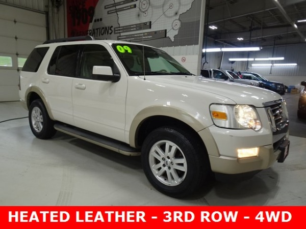 2009 Ford Explorer in Cedar Falls, IA