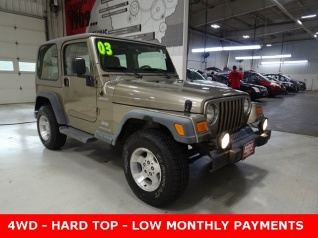 Used 2003 Jeep Wranglers for Sale | TrueCar