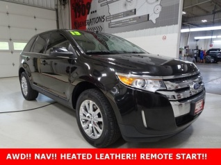Used  Ford Edge Limited Awd For Sale In Cedar Falls Ia