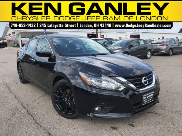 2017 Nissan Altima in London, OH
