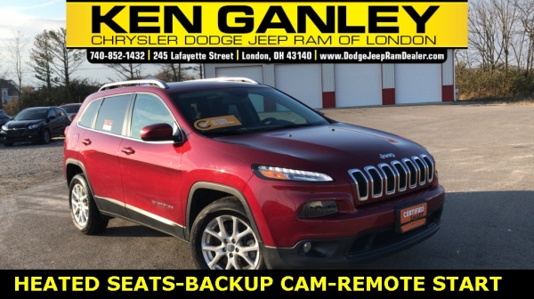 2016 Jeep Cherokee in London, OH