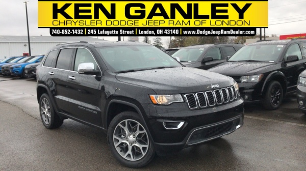 2020 Jeep Grand Cherokee in London, OH