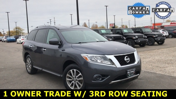 2014 Nissan Pathfinder in London, OH