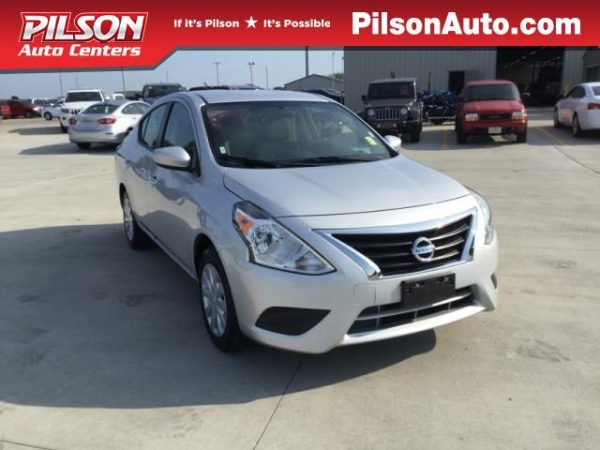2018 Nissan Versa in Mattoon, IL