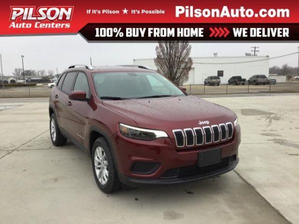 2020 Jeep Cherokee in Mattoon, IL