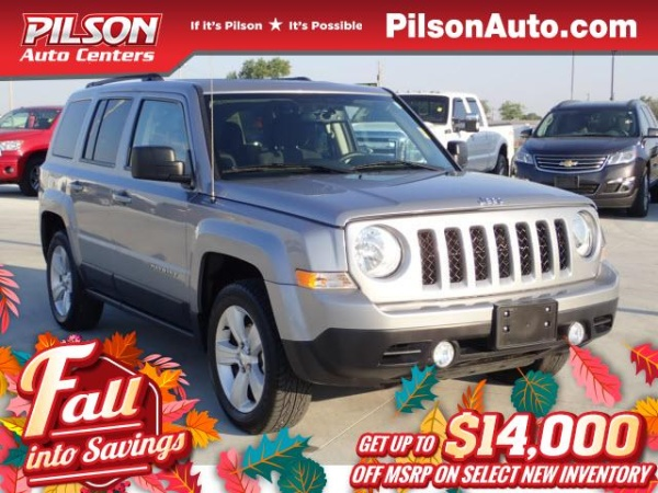 2017 Jeep Patriot in Mattoon, IL