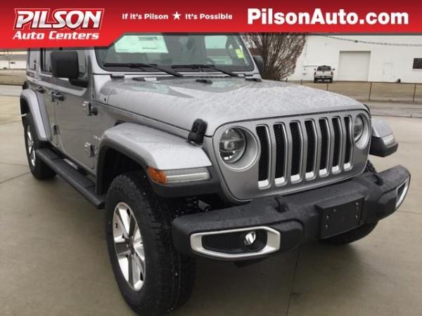 2020 Jeep Wrangler in Mattoon, IL